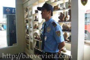Dịch vụ bảo vệ cửa hàng