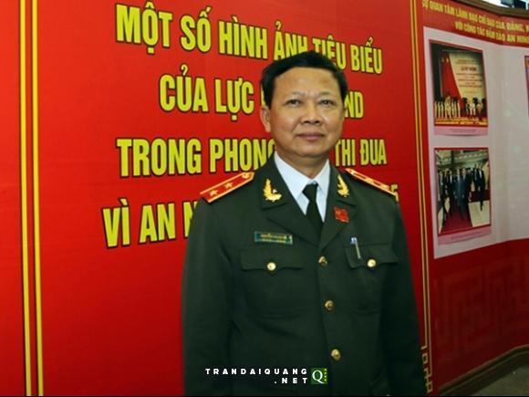 Trung tướng Nguyễn Thanh Hà, Tư lệnh Bộ Tư lệnh Cảnh vệ.