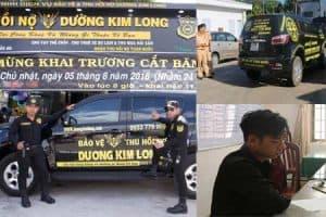 Tạm giữ Chủ tịch Công ty dịch vụ bảo vệ thu hồi hợ Dương Kim Long