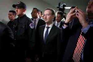 CEO Mark Zuckerberg được bảo vệ như thế nào?