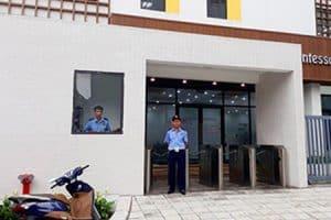 Công ty dịch vụ bảo vệ tại quận Ba Đình