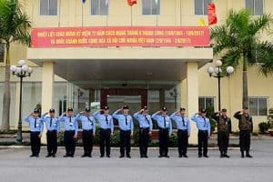 Công ty bảo vệ uy tín tại Hà Nội Việt Á