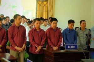 Xét xử các đối tượng vụ hỗn chiến nổ súng tại Đồng Nai