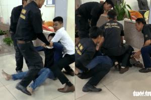 Khởi tố bắt giữ bảo vệ Công ty Alibaba hành hung khách hàng