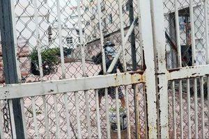 Nhân viên bảo vệ dọa đâm cảnh sát 113 đã bị tạm giữ