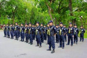 Dùng đồng phục giống Cảnh sát Cơ động, Công ty bảo vệ Bảo An bị phạt