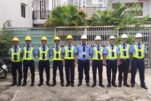 Dịch vụ bảo vệ công trường