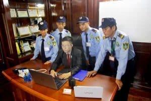 Dịch vụ bảo vệ nổi tiếng tại Hà Nội