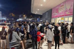 Hỗn chiến lớn khi Bảo vệ Aeon Tân Phú ngăn chặn nhóm bán hàng đa cấp