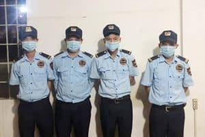 """4 Nhân viên bảo vệ trong ca trực """"phê"""" ma túy ở Đồng Nai"""