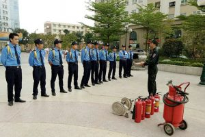 Làm thế nào để chọn được công ty bảo vệ ở Hà Nội tốt?
