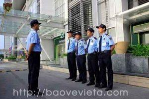 Dịch vụ bảo vệ chung cư tòa nhà