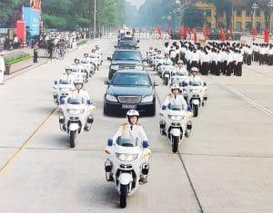 Lãnh đạo cấp cao của Việt Nam được bảo vệ thế nào
