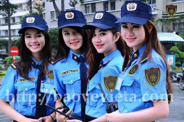 Phụ nữ và nghề bảo vệ chuyên nghiệp