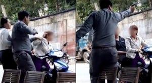 Giám đốc cty bảo vệ An Ninh Việt Nhật rút súng dọa bắn người tới đòi lương