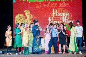 """Tập đoàn bảo vệ Long Hoàng tổ chức tiệc tất niên """"khủng"""""""