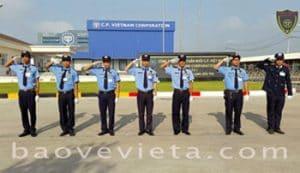 Công ty dịch vụ bảo vệ nhà máy chuyên nghiệp