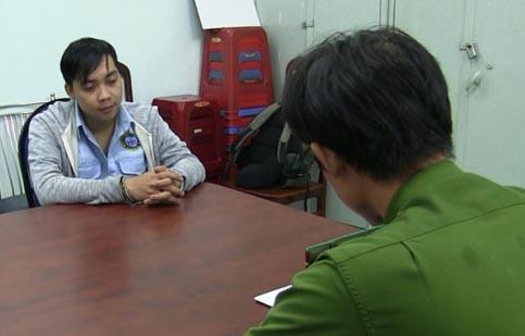 Nhân viên bảo vệ Việt Tín trộm vàng tại Parkson Hùng Vương