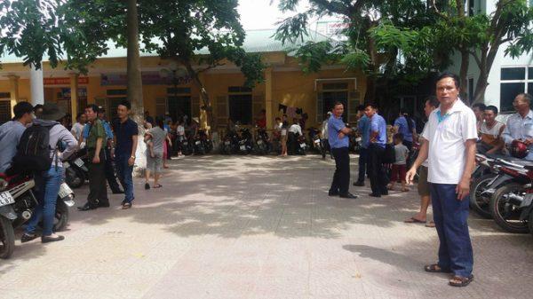 Bảo vệ bệnh viện Sản Nhi Nghệ An bị đâm tử vong